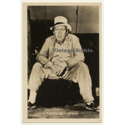 Charles Laughton / M.G.M. Movies (Vintage Press Photo...