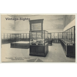 Musée Du Congo / Tervueren: Exposition Coloniale - Salle De...