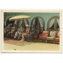 Le Roi Baudouin & Queen Fabiola Visit Congo (Vintage Photo 1970)
