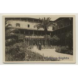 Mallorca / Baleares: Claustro Sant Francesc / Basilica -...