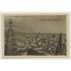 Baleares: View Over Palma De Mallorca's Roofs / La Seu...