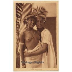 Lehnert & Landrock N° 132: Les Amoureux / Topless - Boobs...