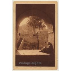 Lehnert & Landrock N° 166: Au Village Arabe / Berber (Vintage...