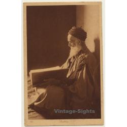Lehnert & Landrock N° 192: Rabbin / Rabbi - Judaica (Vintage...
