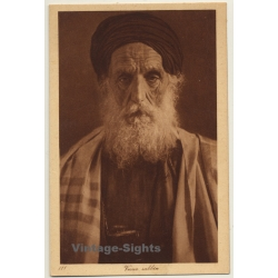 Lehnert & Landrock N° 111: Vieux Rabbin / Rabbi - Judaica...
