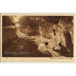 Lehnert & Landrock N° 2561: Paysages D'Orient - Dans L'Oasis /...
