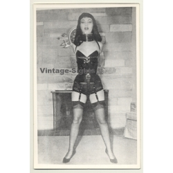 Bettie Page Lookalike *1 / Chastity - Fetish Clothes - BDSM...