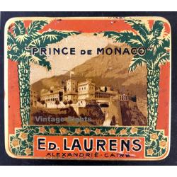Prince De Monaco - Ed. Laurens (Vintage Cigarette Tin Box ~...