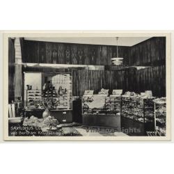Kolding / Denmark: Saxildhus Conditori - Bakery Counter...