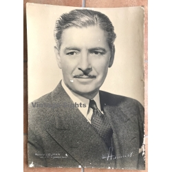 Studio Harcourt / Paris: Ronald Colman (Large Vintage Cinema...