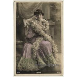 Reutlinger - Paris / Belle Epoque: Glamorous Woman (Vintage...