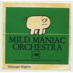 MPS: Volker Kriegel's Mild Maniac Orchestra (Vintage Promo...