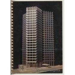 Bruxelles: La Tour Louise / Architecture - M.Lambrichs...