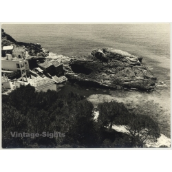 Mallorca Impressions: Varadero - Rocks - Coast (Vintage Photo...