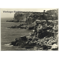 Mallorca Impressions: Westcoast Rock Formations (Vintage Photo...