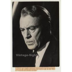 Gary Cooper / Actor (Vintage Press Photo KEYSTONE ~1950s)