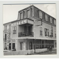 26600 Tain: Hotel 2 Coteaux 1964 (Vintage Real Photo)