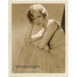 Madge Evans - Actress / M.G.M. MG-15641 (Vintage Press Photo...