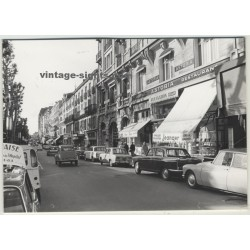 03200 Vichy: Street View Hotel Waldorf Astoria 1964 (VIntage Real Photo)