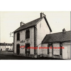 29730 Guilvinec/France: Old Train Station 1960-1970