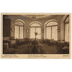 Barcelona: Metropolitan Hotel / Festival Room (Vintage PC...