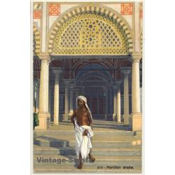 Lehnert & Landrock N° 618: Pavillon Arabe (Vintage Postcard...