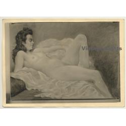 Léon Eygelshoven (1882-1967): Nude Study *2 (Vintage Photo Of...