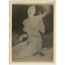 Léon Eygelshoven (1882-1967): Nude Study *13 (Vintage Photo Of...