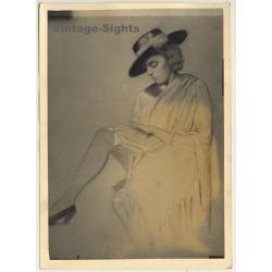 Léon Eygelshoven (1882-1967): Female Study *2 (Vintage Photo...