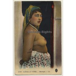 Maghreb: Mauresque - Moorish Woman / Risqué - Ethnic (Vintage...