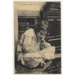 Africa: Enfant Arabe / Maghreb - Scènes Et Types 336 (Vintage...