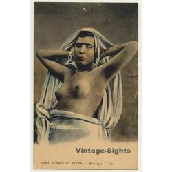 Scènes Et Types 6389: Mauresque / Topless - Risqué - Ethnic...