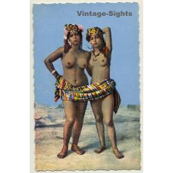 North Africa: Jeunes Filles Du Sud / Topless - Risqué - Ethnic...