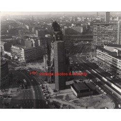 Berlin West/Germany: View From Europa Center 1965