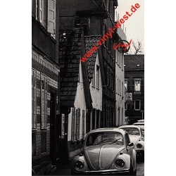 Reutlingen/Germany: Street Scene VW Beetle 1974
