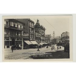 36214 Vigo / Spain: Puerta Del Sol (Vintage Postcard)
