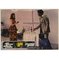 Polvora Negra - Black Gun / Jim Brown & Martin Landau (Vintage...