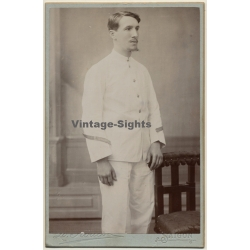 L. Rodet / Saigon: Handsome French Colonialist / Mme Terray...
