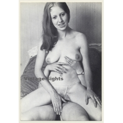 2 Semi Nudes In Lesbian Encounter*3 / On Top - Risqué (Vintage...