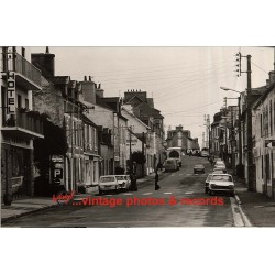 51500 Ployez/France: Street Scene 1975