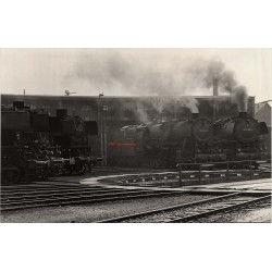 Rheine/Germany: Steam Trains At Signalbox