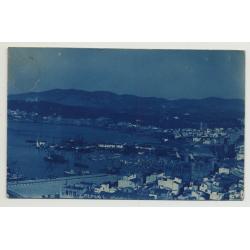 07001 Palma de Mallorca / Old Port & Cathedral (Vintage PC: 1924)