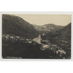 07170 View Over Valldemosa / Mallorca - Baleares / Spain (Vintage PC 1923)