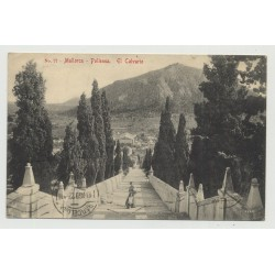 07460 Pollenca - El Calvario / Mallorca - Baleares / Spain (Vintage PC 1922)