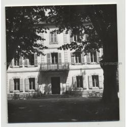 13210 St. Remy de Provence: Résidence Des Alpilles (Vintage Photo 1960s B/W)