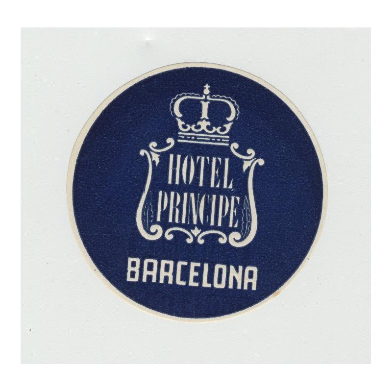 Hotel Principe / Barcelona