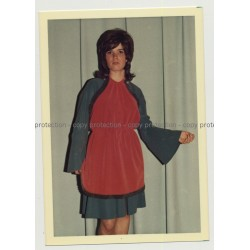 Series Of East German Fashion Photos 1: 1960s/1970s (Vintage Photo DDR)