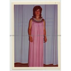 Series Of West German Fashion Photos 11: 1960s/1970s (Vintage Advertisement Photo)