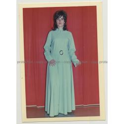 Series Of West German Fashion Photos 13: 1960s/1970s (Vintage Advertisement Photo)