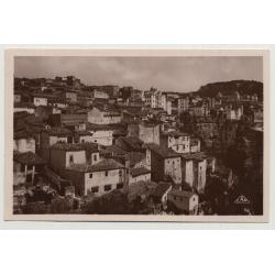 Algier / Constantine: La Ville Arabe (Vintage Photo PC B/W C.A.P.)